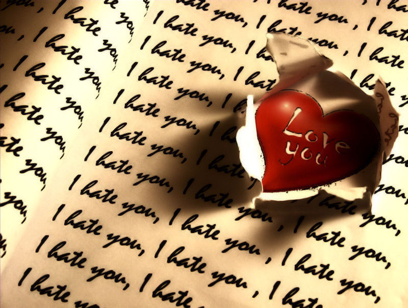 I hate love pic download