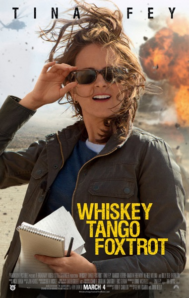 Film Whiskey Tango Foxtrot 2016 Bioskop