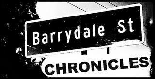 BARRYDALE STREET CHRONICLES WEBSITE