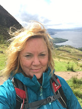 This photo is from Conical Hill on the West Highland Way!