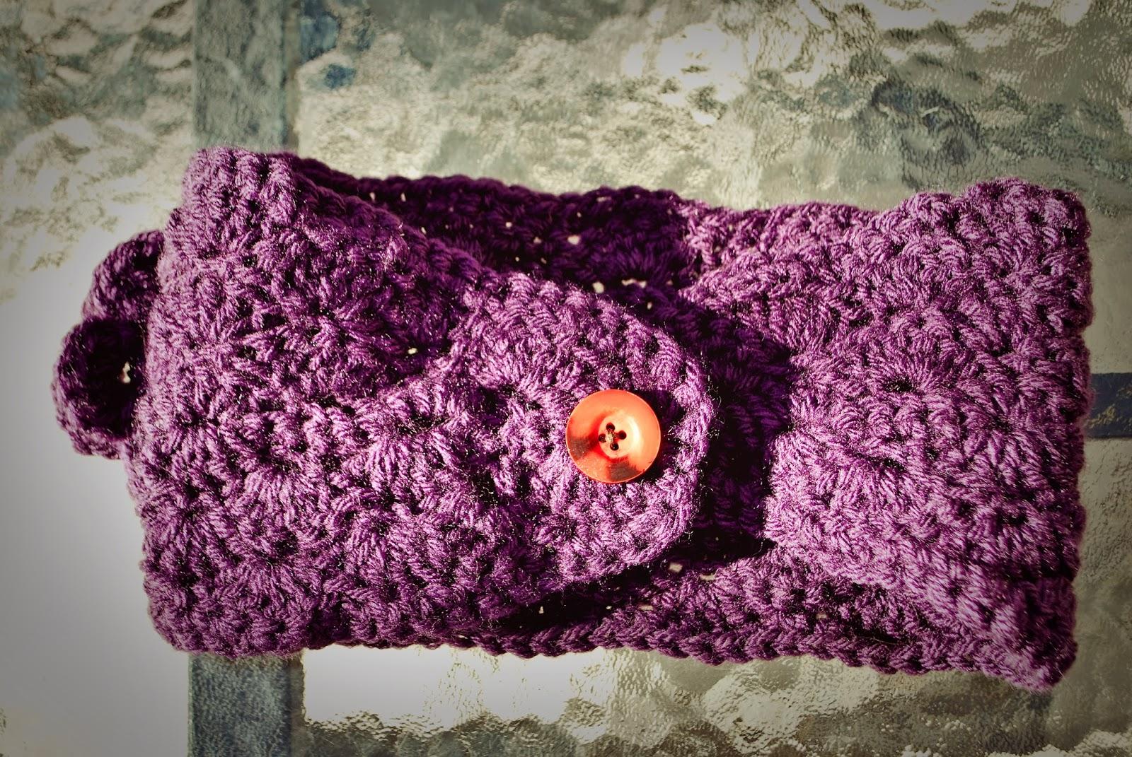 Free Crochet Pattern Headwrap : Mayas Wonderland: Crochet Head Wrap / Head Wand with 3 ...