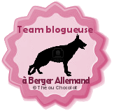 Team blogeuse à chien avec Choco'Mag