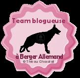 Team blogeuse à chien avec Choco'Mag