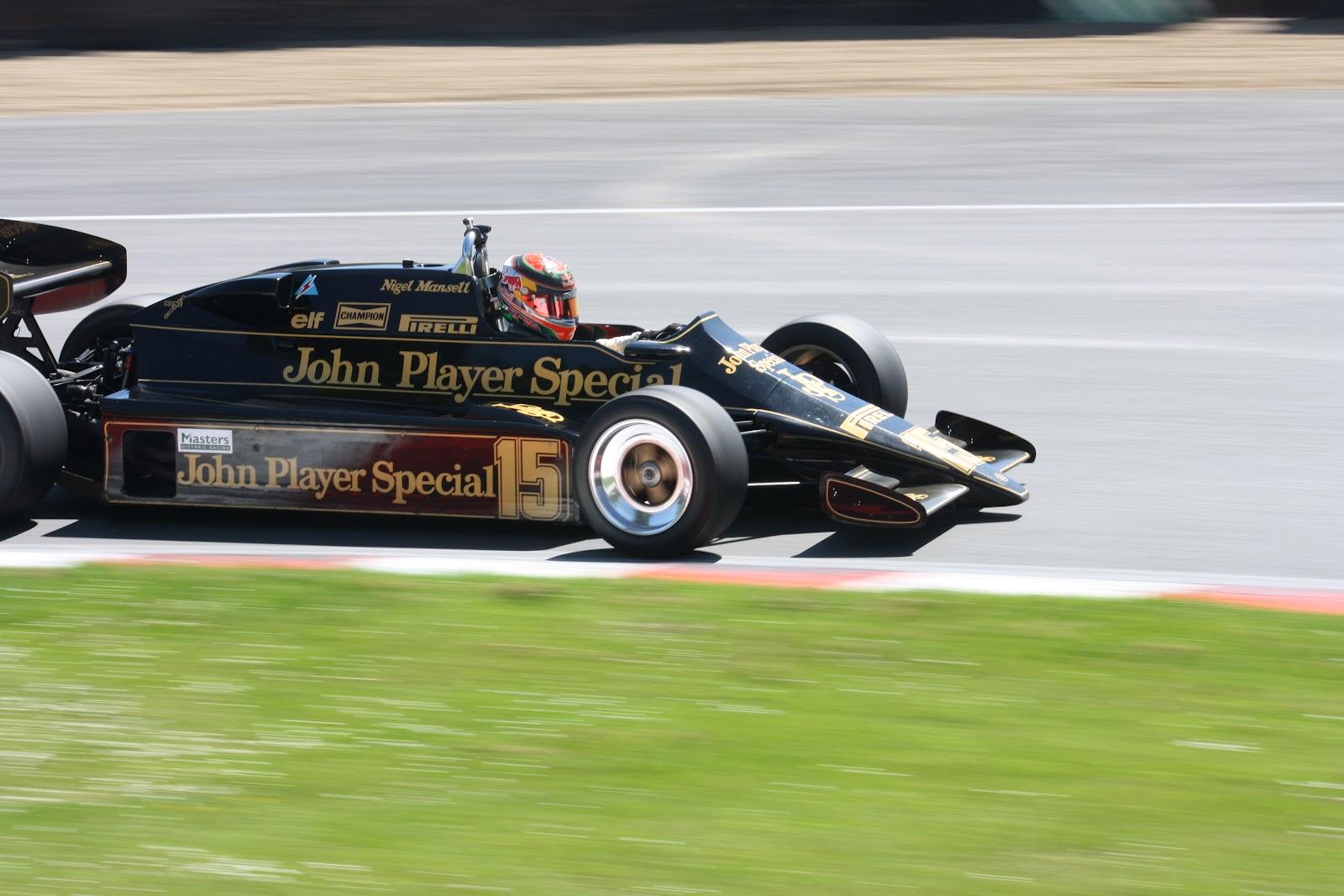 Douglas Hogg Brands Hatch Classic 2012