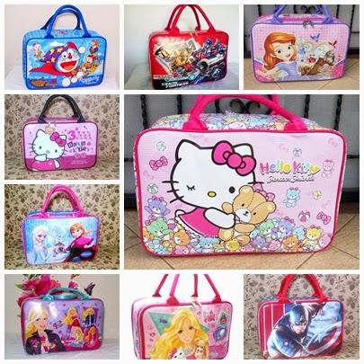 Travel Bag Mini Anak
