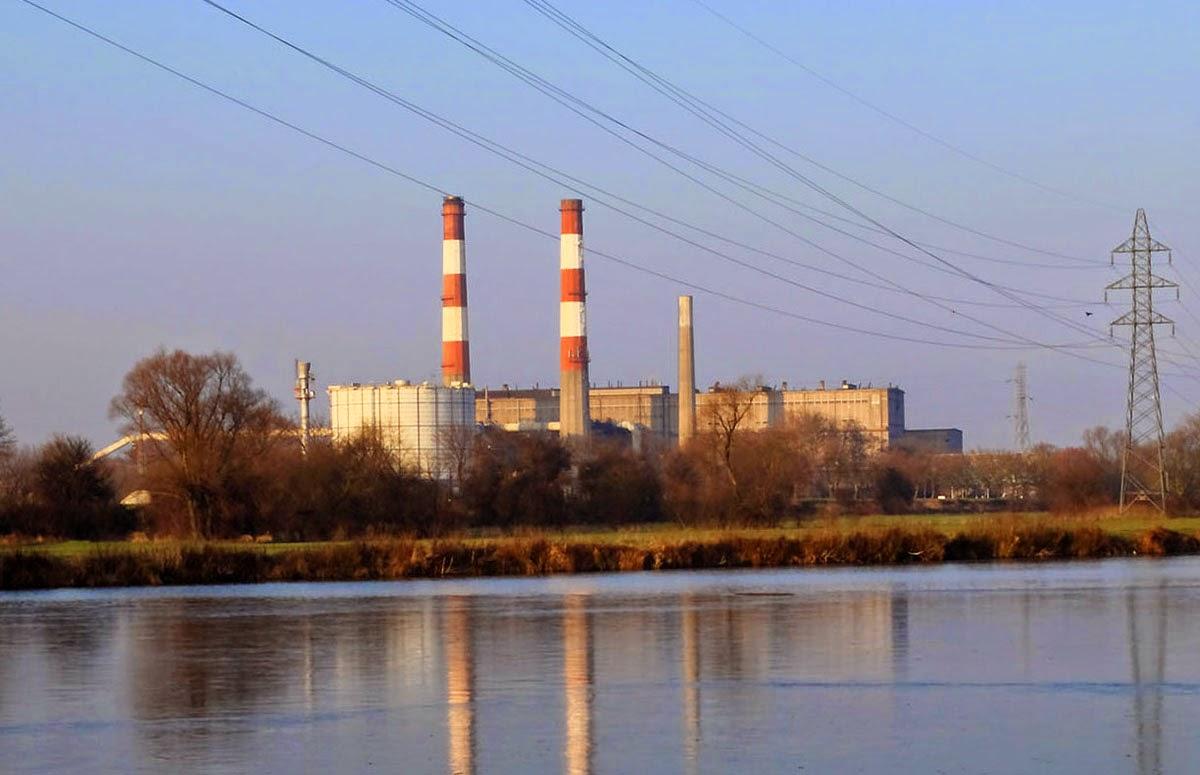 مركز لإنتاج الطاقة الكهربائية المتجددة في فرنسا