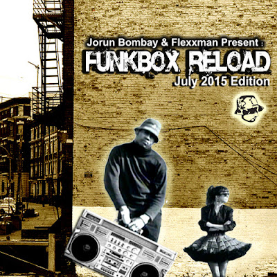 DJ Jorun Bombay - Funkbox Reload July Edition (2015)