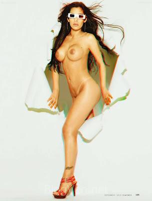 Larissa Riquelme Playboy 3D