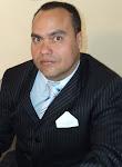 O fundador do Projeto Resgate, membro do Colégio Brasileiro de Genealogia - RJ (2003)