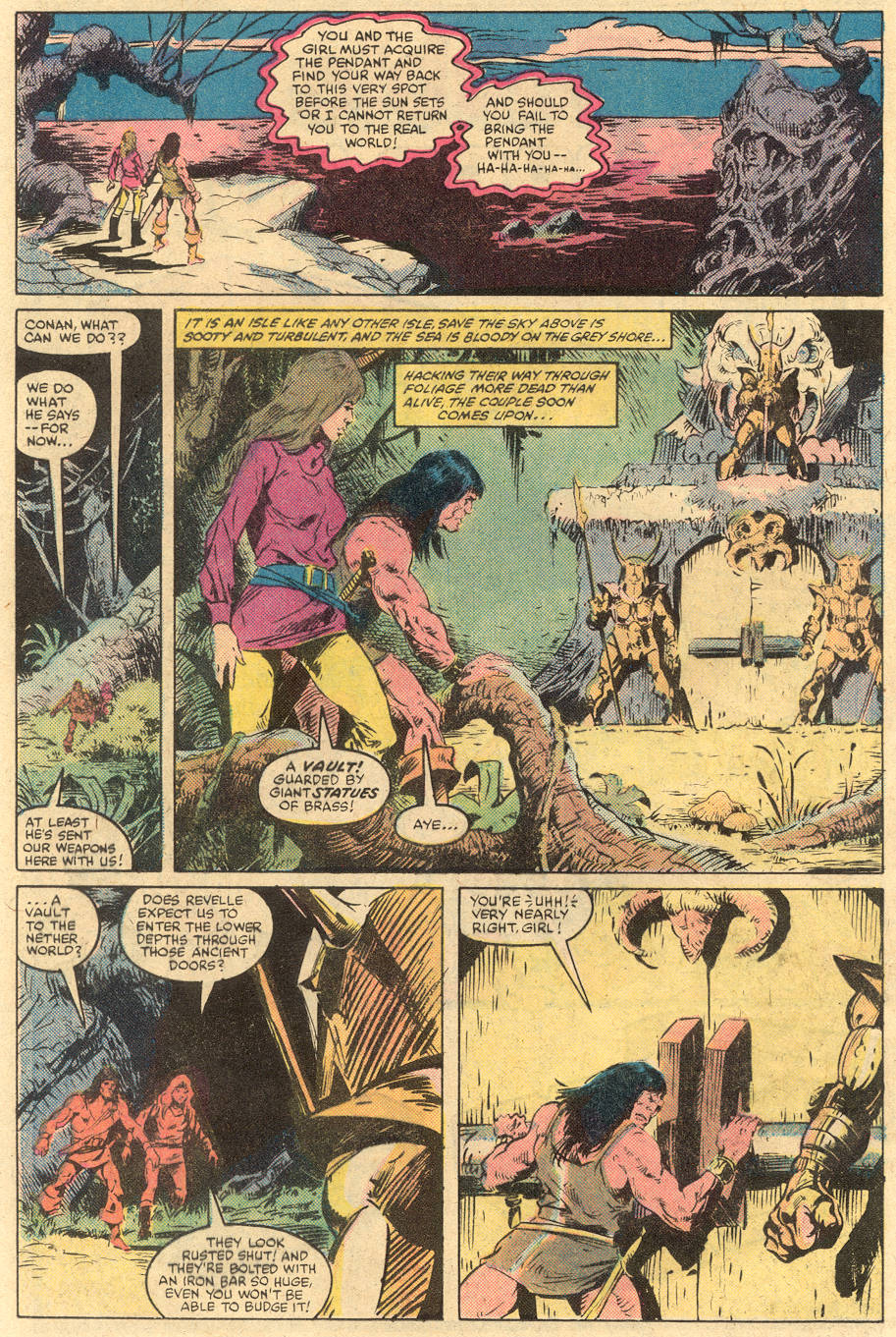 Conan the Barbarian (1970) Issue #138 #150 - English 13
