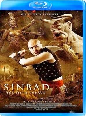 Sinbad The Fifth Voyage (2014) Dual Audio 480p BRRip 250mb