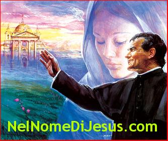 Sogni di san Giovanno Bosco e il rosario