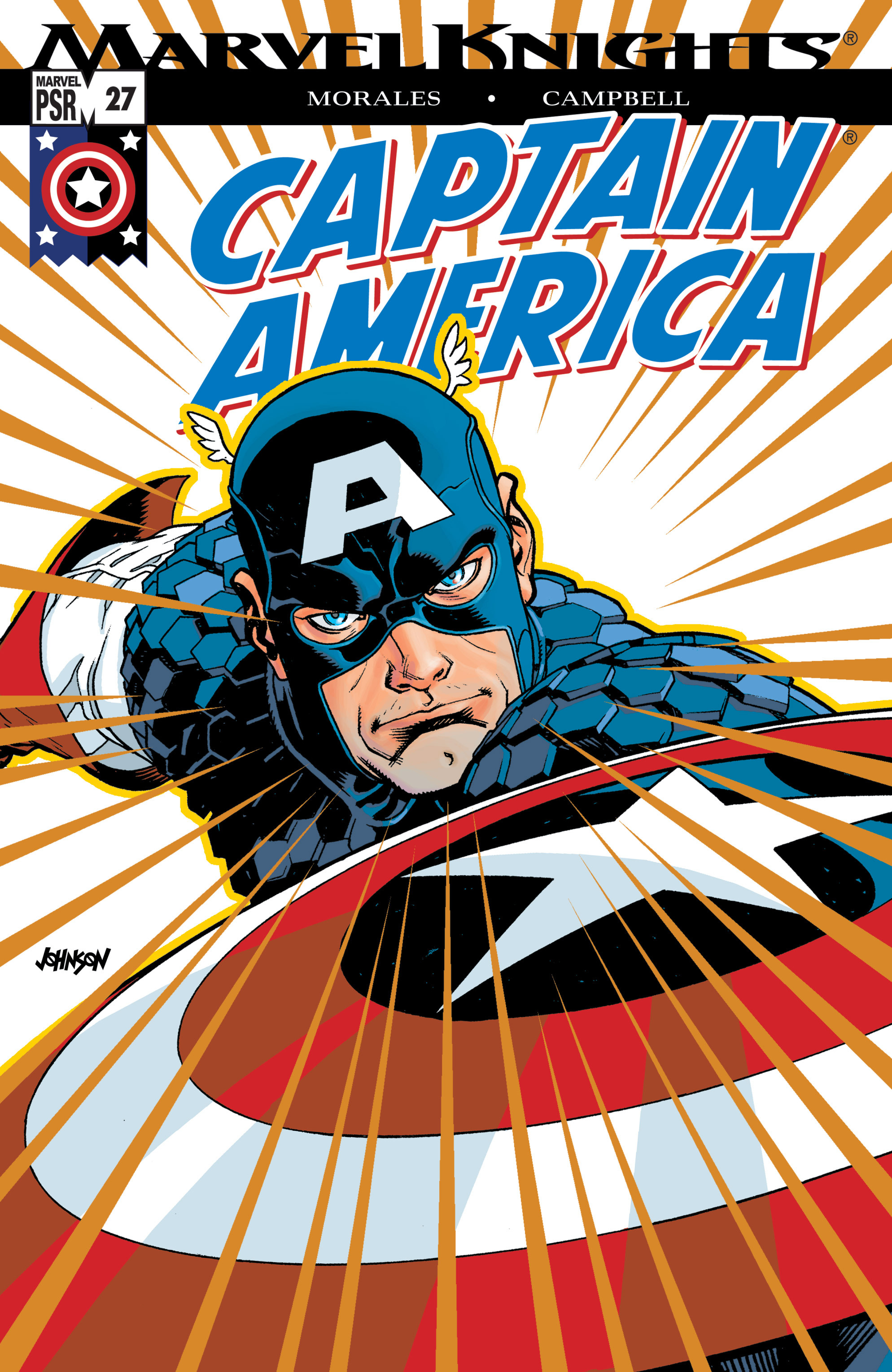 Captain America (2002) Issue #27 #28 - English 1