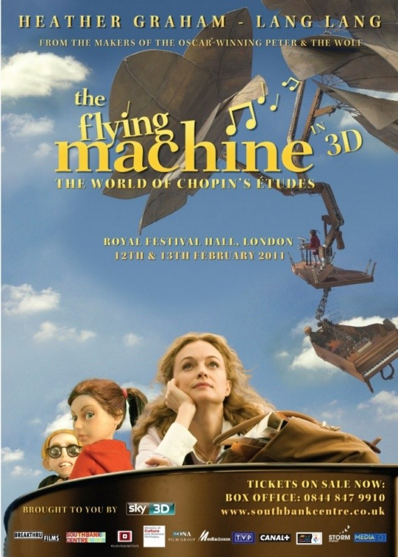 Ver The Flying Machine Online
