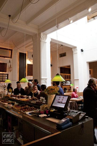 libreria, la central, madrid