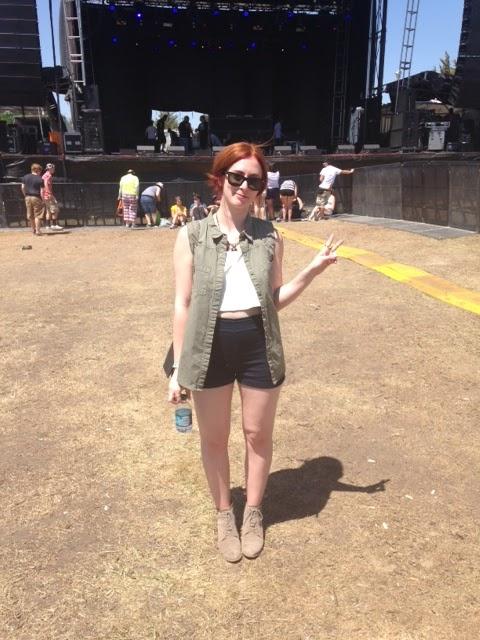 Amber LaFrance Suburbia Music Festival Plano Style