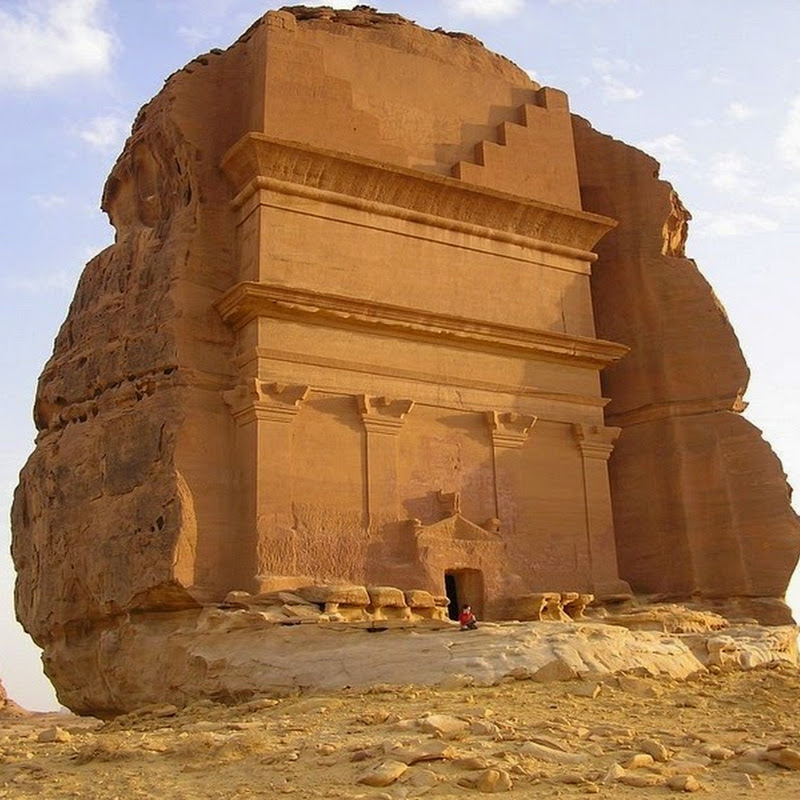 Qasr al-Farid, el solitario castillo del Sinai