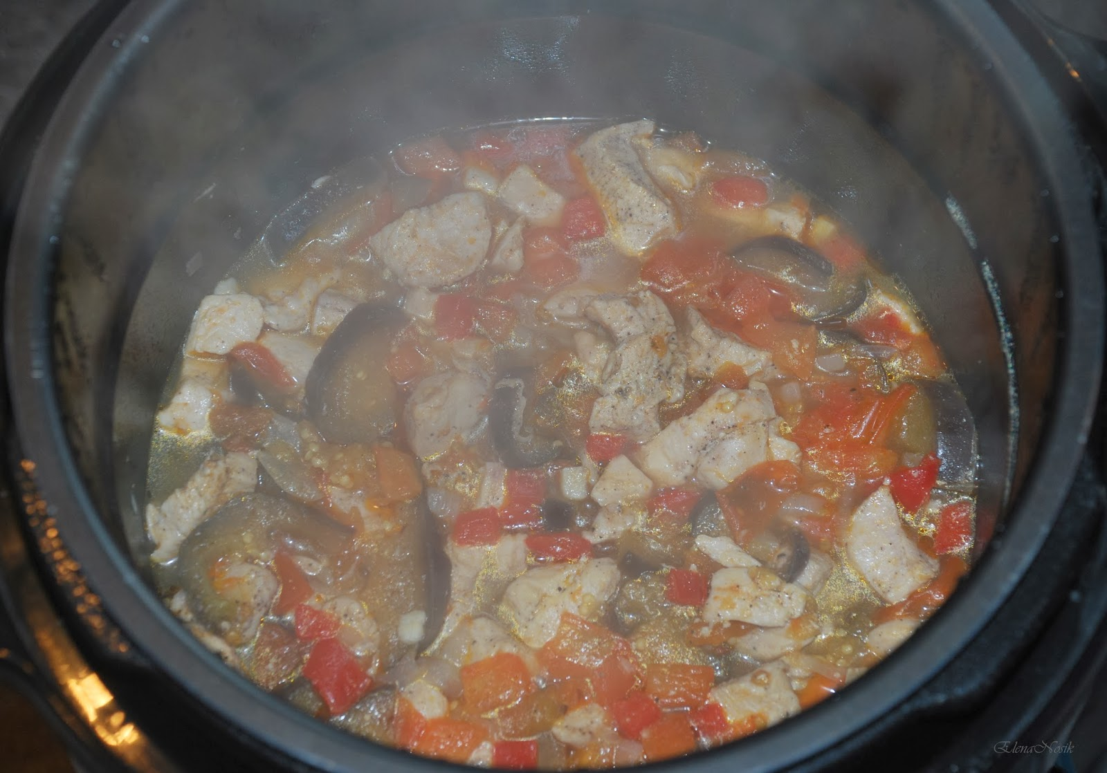 Рис с овощами в мультиварке - пошаговый рецепт с фото 66