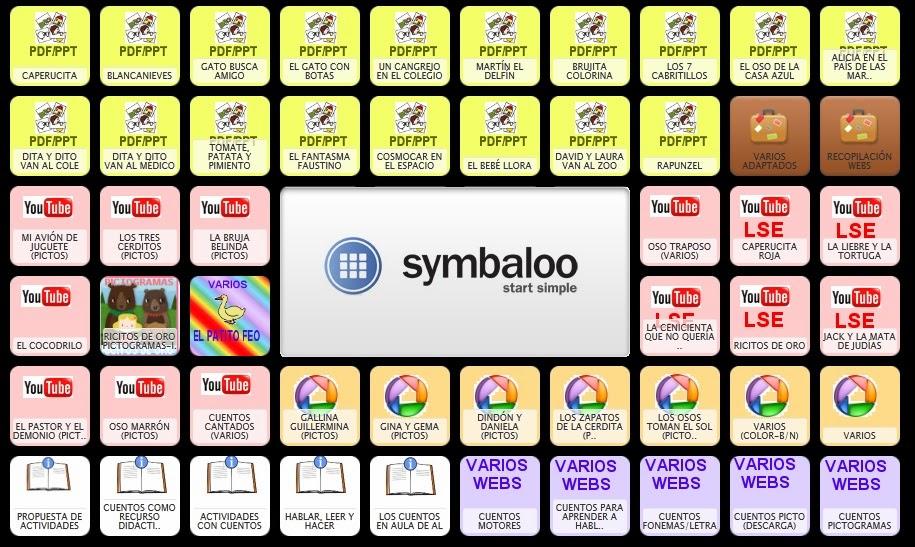 http://www.symbaloo.com/mix/cuentosadaptados