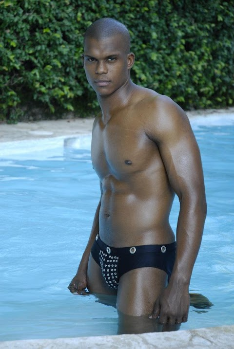 Mister Isla Saona Universe 2012