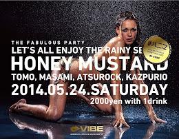 2014. 05. 24 (Sat)<br>HONEY MUSTARD @VIBE KUMAMOTO