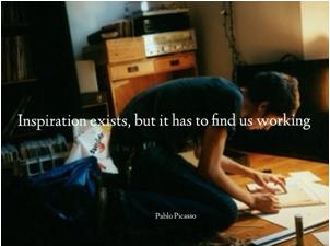 La inspiració existeix