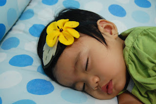 headband bayi (baby headband)