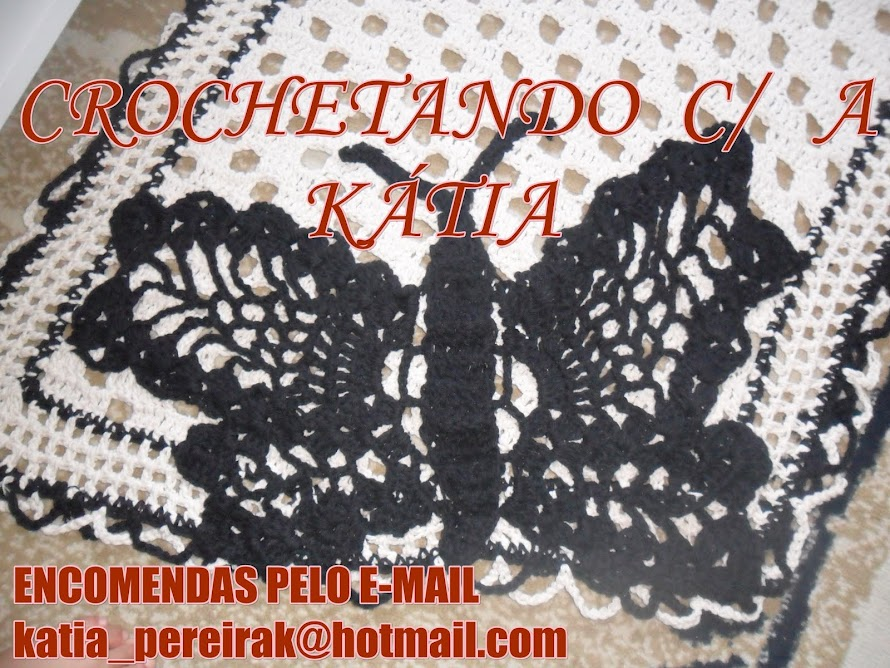 Crochetando c/ a Katia