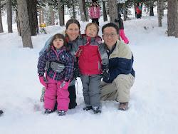 Young, Sara, Timothy & Cameron