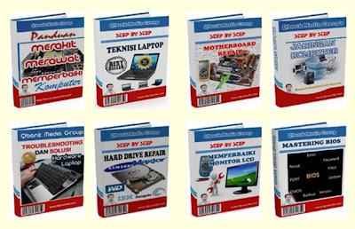Ebook Panduan Teknisi Komputer dan Laptop