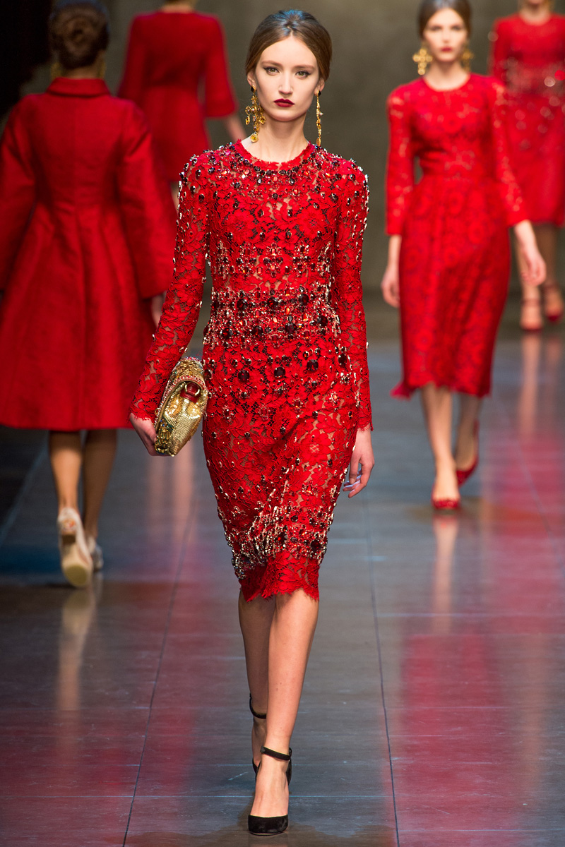 Loveisspeed Dolce Gabbana 2013 14 Fall Winter