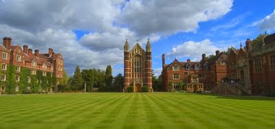 Cambridge University faculty