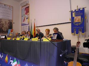 Castelvetrano 20 ottobre 2012 - Convegno Omaggio a Giorgio Caproni (1912-2012)