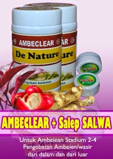 Ambeclear+Salep