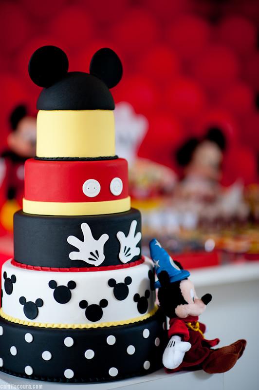 Fiesta Temática de Mickey Mouse - Cumpleaños