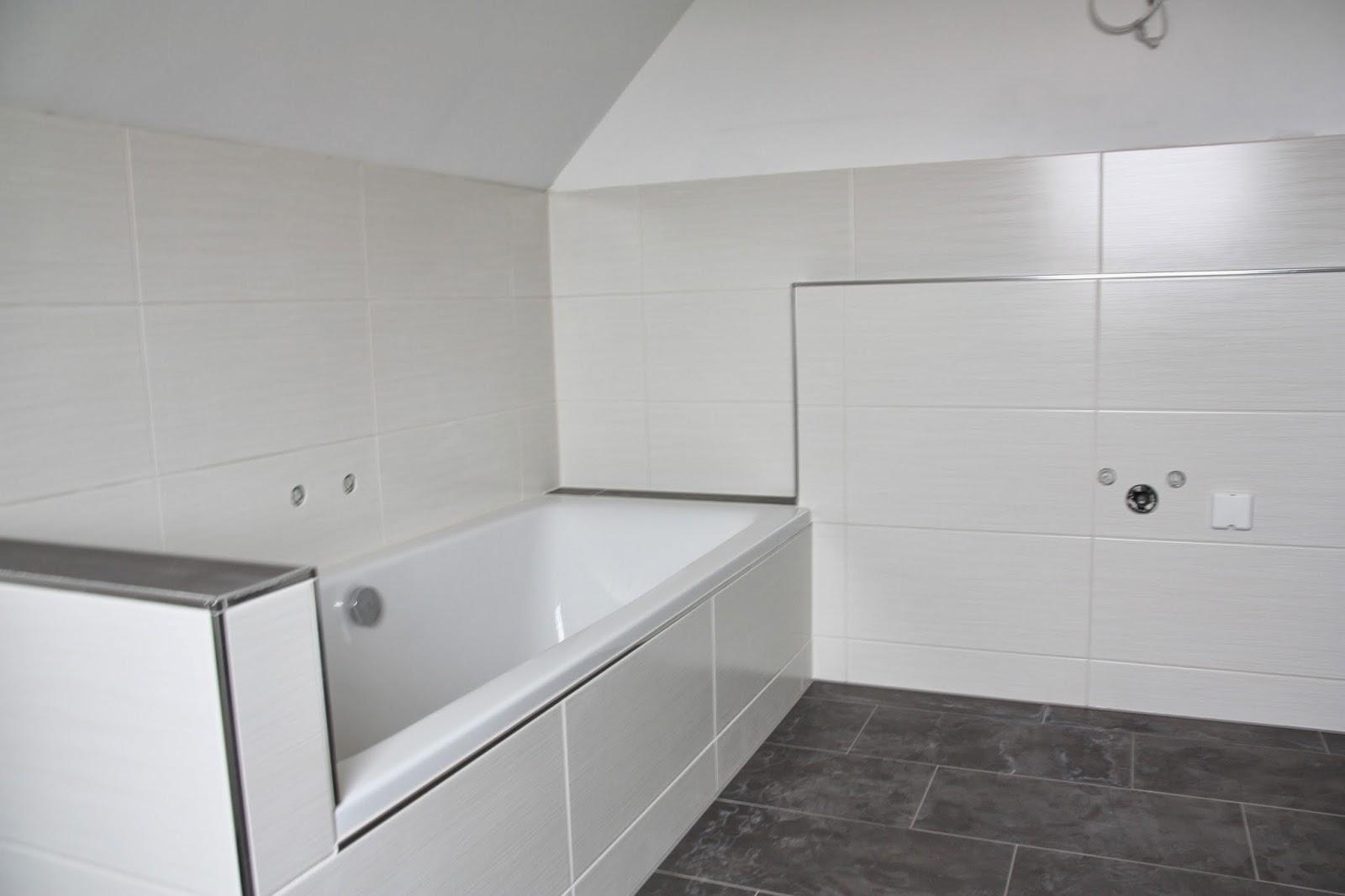 Unser bauprojekt 2014 badezimmer wohnraumbeleuchtung for Badezimmer sachen
