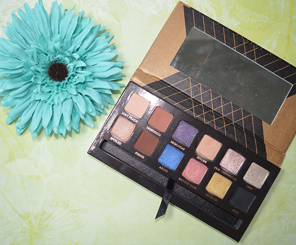 august favourites Anastasia beverly hills shadow couture palette