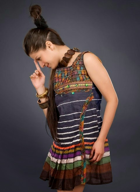 Tops And Tunics Indian Fashion