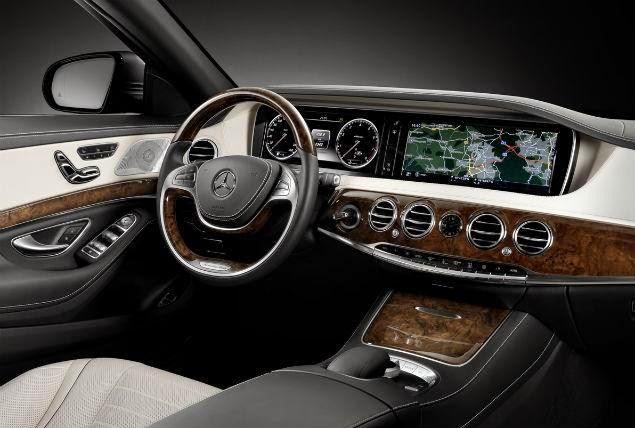 2016 Mercedes E-Class Interior