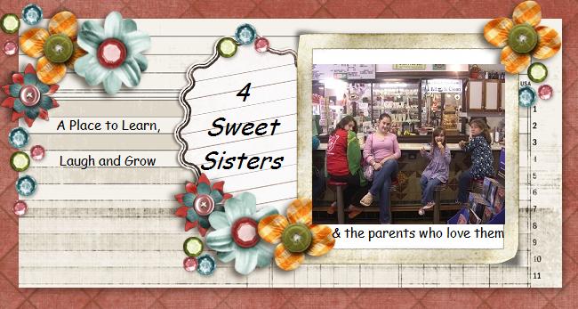 4 Sweet Sisters