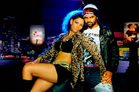 Latest Telugu movie 'Rey' stills and star cast