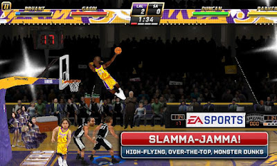 NBA JAM APK DATA FREE FULL DOWNLOAD by EA SPORTS