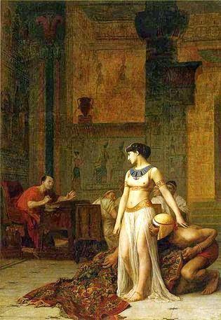 Cleopatra e i culti egizi: visita guidata Roma 12/10/2013  h. 18.00