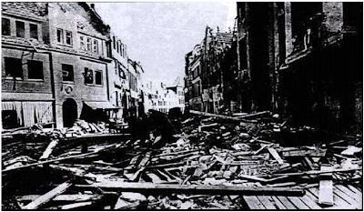 Akibat Perang Dunia II, pemicu utama fungsionalisme