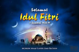 Sholat Hari Raya Idul Fitri