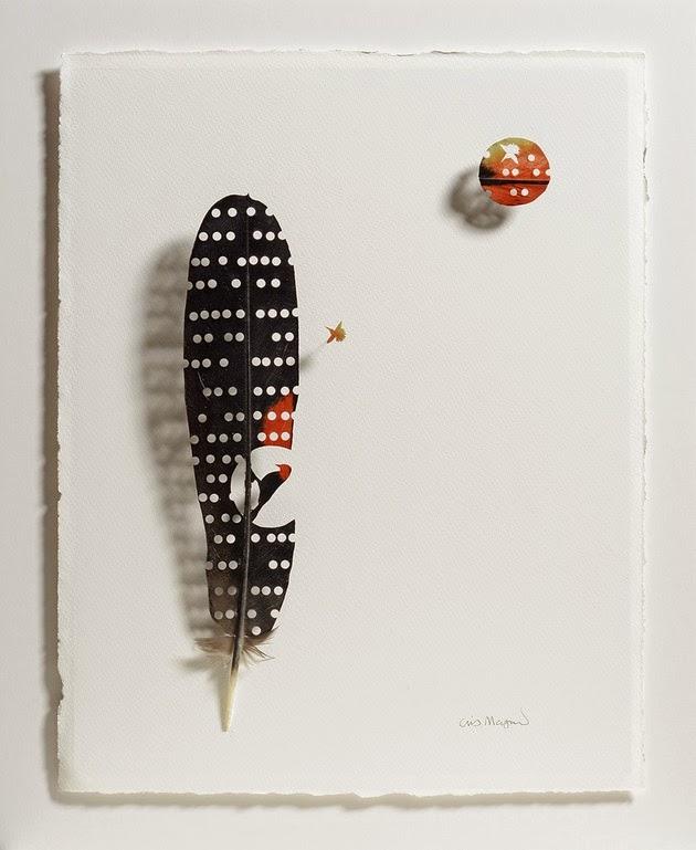 Chris Maynard cut feather art-4