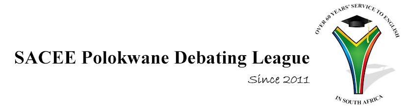 SACEE Polokwane Debating League