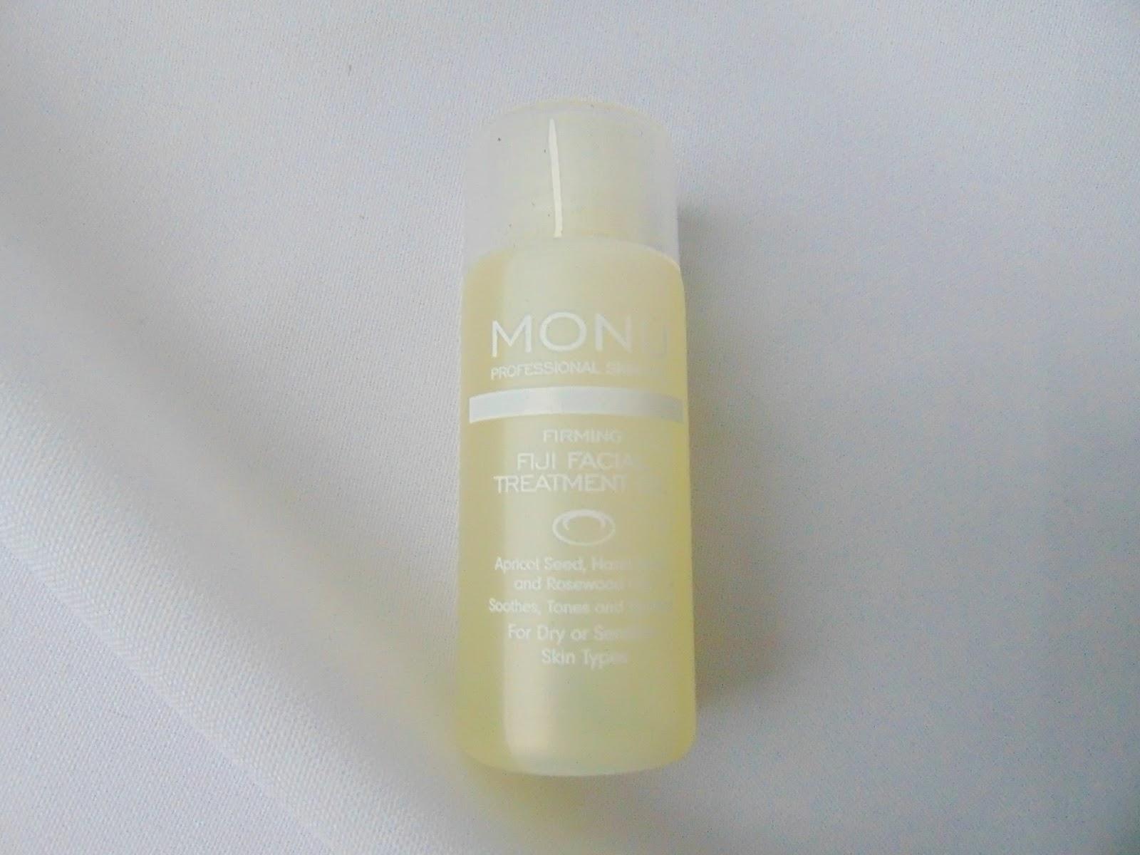 Monu Skincare - Firming Fiji Facial Oil - www.annitschkasblog.de