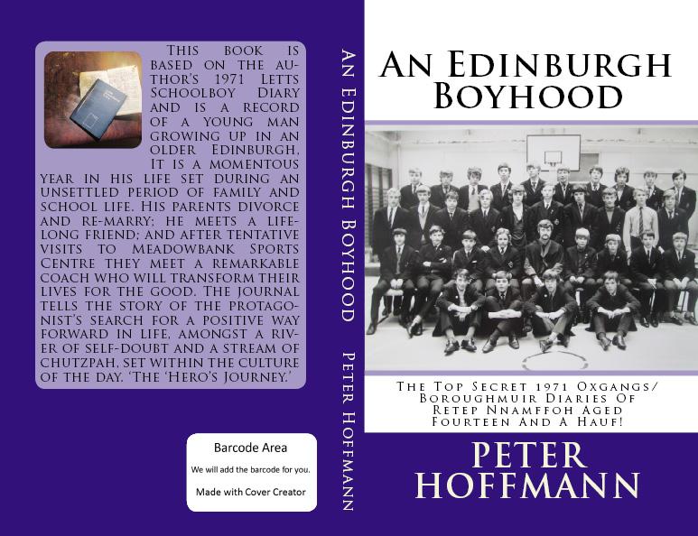 A Edinburgh Schoolboy's 1971 Diary
