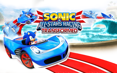 Sonic Racing Transformed Apk Android v531960G1~G4